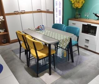 正时家具,餐桌,餐椅