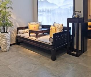 锦檀,罗汉床,实木家具