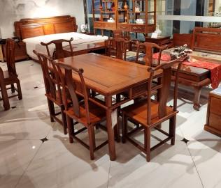 青岛一木,餐桌,餐厅家具