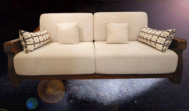 赖氏家具米色沙发图片
