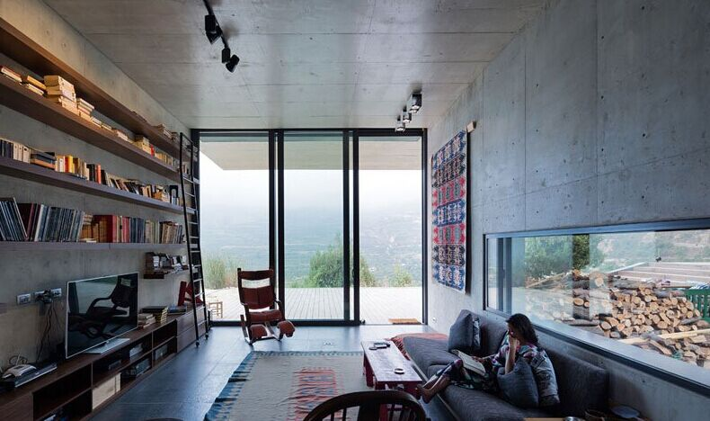 石头别墅室内石头英式别墅图片7
