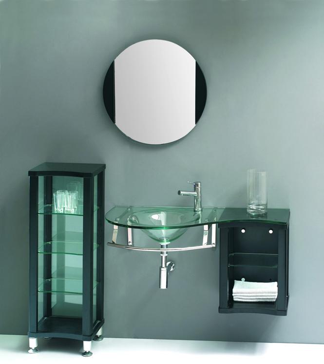 教您选购安全可靠的玻璃洗脸盆