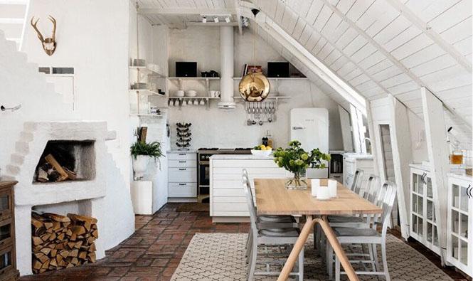 10款朴实简洁大气实用餐厅装修案例