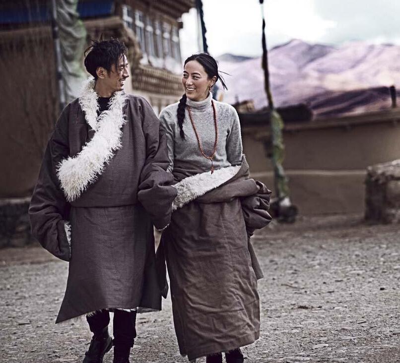 藏族微信头像图片大全