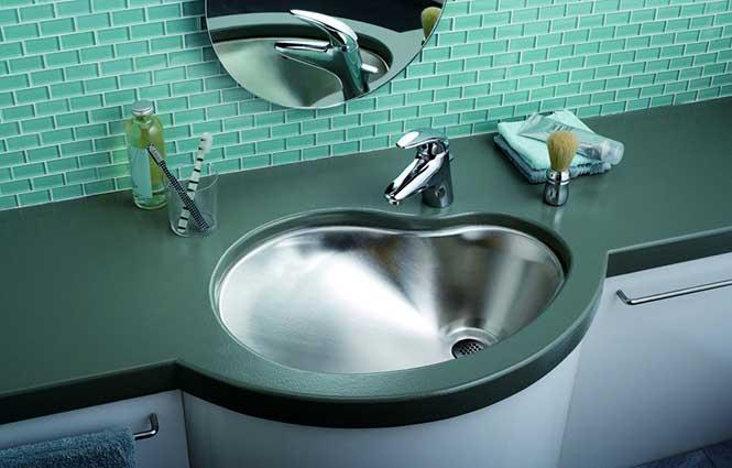 厨房装修 如何选择优质水槽