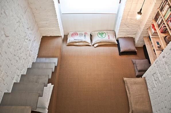 小空间阁楼改造设计