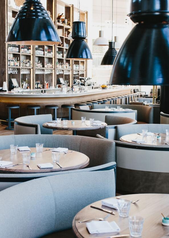 地中海风格酒馆设计图片