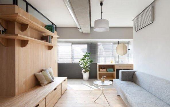 日本公寓客厅设计