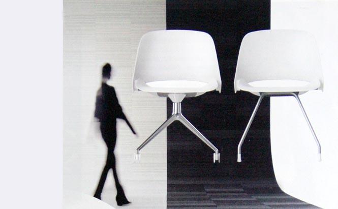 美国工业设计师作品 用一个点代表世界