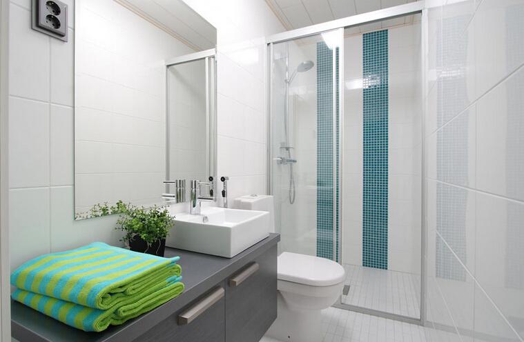 浴室装修几点实用小细节