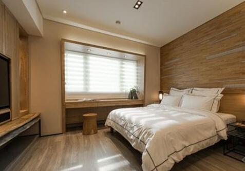 25平公寓卧室效果图