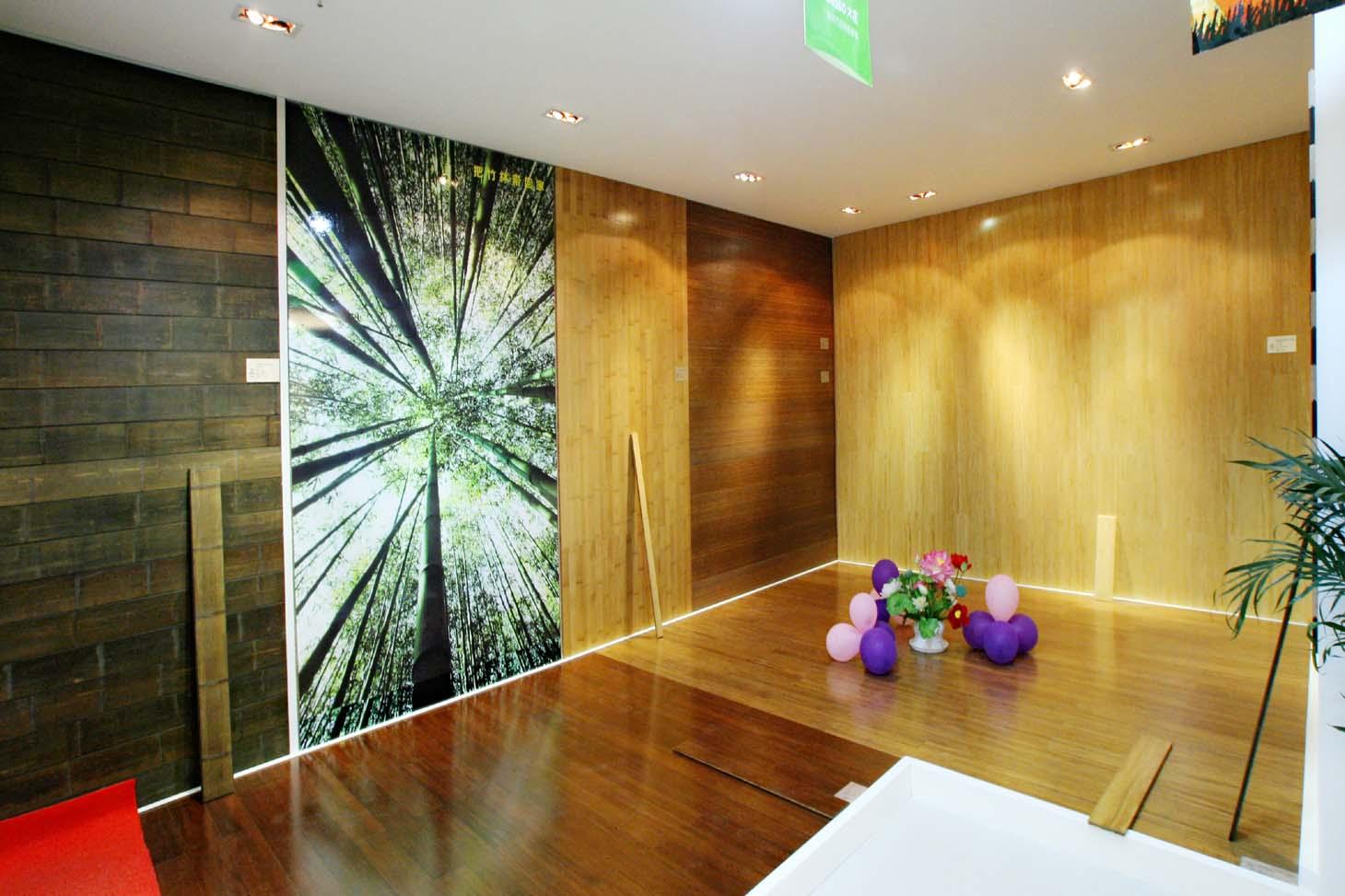 板材展示厅设计效果图