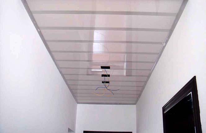 如何选择塑钢扣板吊顶材料_蓝景商城